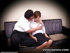 Дама момиче офис сексуален тормоз