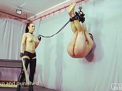 Жестоки наказания - дръпнете и наказани