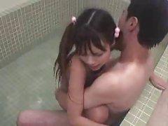 Японски момиче училище 1